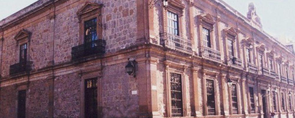 ANTIGUO COLEGIO DE SAN NICOLÁS DE HIDALGO