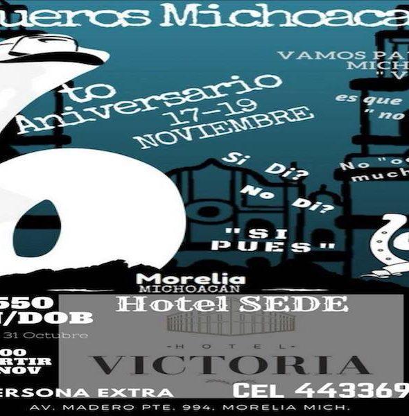 6º Aniversario Vaqueros Michoacanos