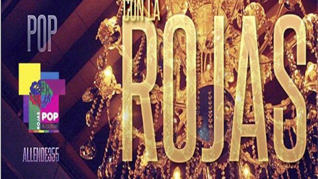 La Rojas Pop & Live