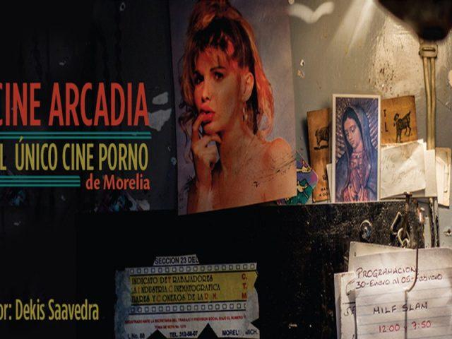 Cine Arcadia, el único cine porno de Morelia