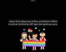 """Postura del colectivo """"Michoacán es Diversidad"""" ante los  hechos recientes en Morelia"""
